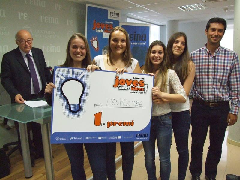 Joves amb idees 1r premi