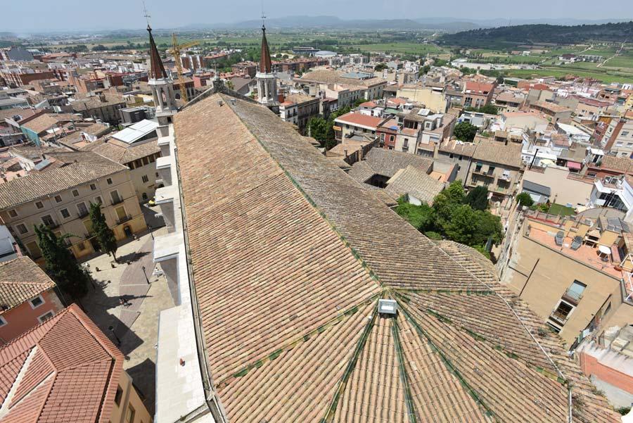 Resultat d'imatges de teulada santa maria de vilafranca
