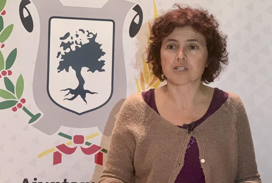 La regidora de Medi Ambient de l'Ajuntament del Vendrell, Núria Rovira. (Foto: Ajuntament del Vendrell)