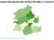Mapa de l'atenció ciutadana als municipis del Baix Penedès pel coronavirus
